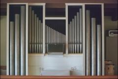 Die Orgel in St. Ansgar