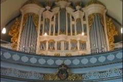 Orgel in St. Laurentii