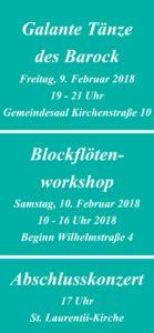 Blockflötentag 20182