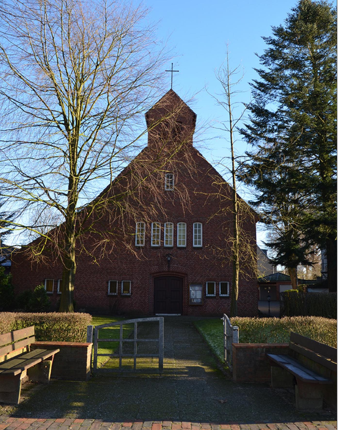 Katholische Kirche Itzehoe